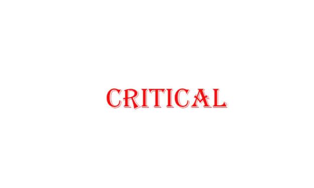 I Criticize Because I Care