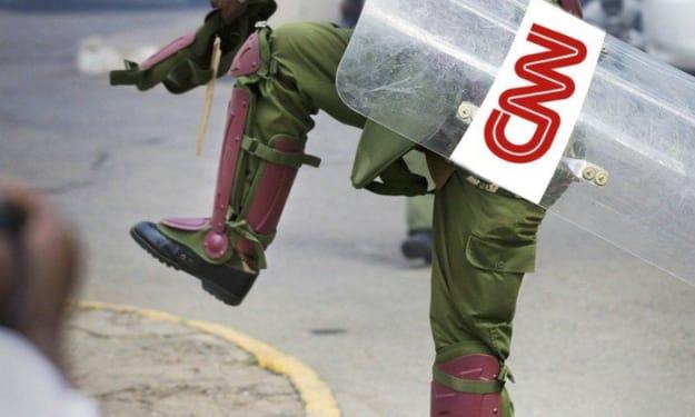 #CNNblackmail: The New Meme War (Trump Tweet)