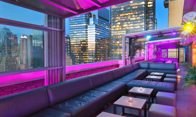 Best Rooftop Bars in America You Should Visit