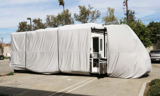 The Recreational Vehicle Cover Features, Materials and Care