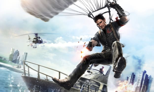 How 'Just Cause 2' Started My Gaming Addiction