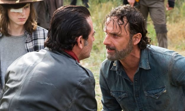 It's Good To Be Bad: 'The Walking Dead' Showrunner Confirms Rick And Negan Aren't That Different