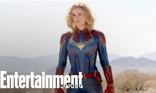 Who Is Captain Marvel Anyway?