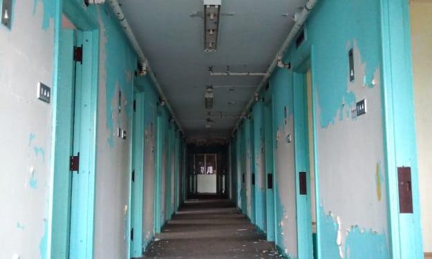 Derelict Northern Ireland - The Former HM Borstal