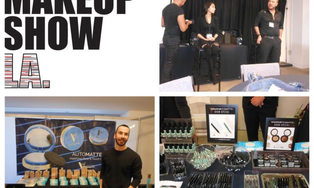 Exciting Brands at the Makeup Show LA 2018