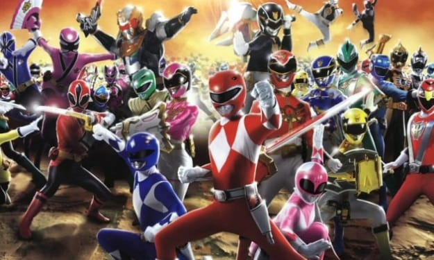 27 Superpowers You Never Knew Power Rangers Had