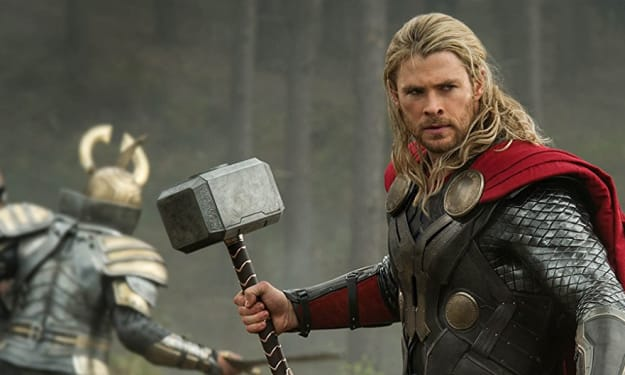 God of Thunder in Popular Culture