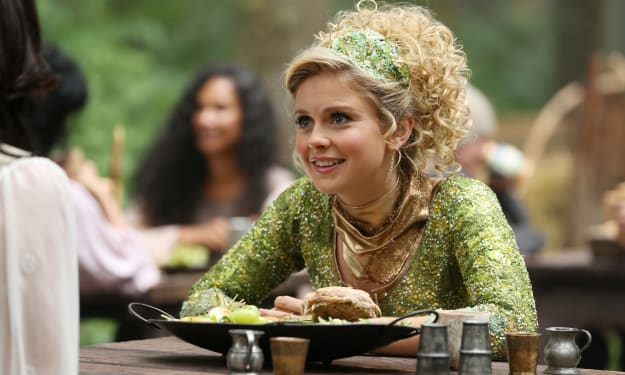 Get Your Pixie Dust Ready: Rose McIver Is Returning To 'Once Upon A Time' As Tinker Bell