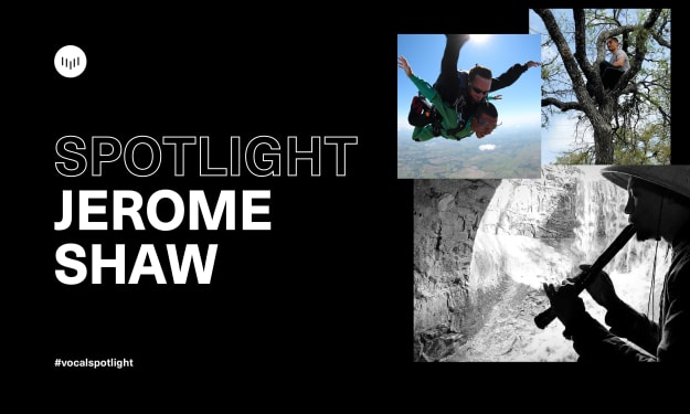 Creator Spotlight: Jerome Shaw