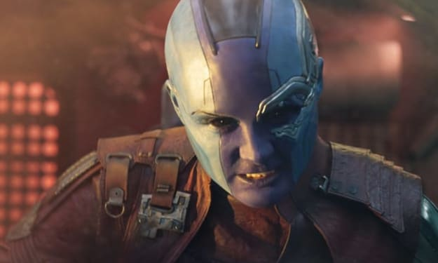 Why the Battle Between Nebula and Gamora is the Most Powerful Scene in 'Guardians Of The Galaxy Vol. 2'