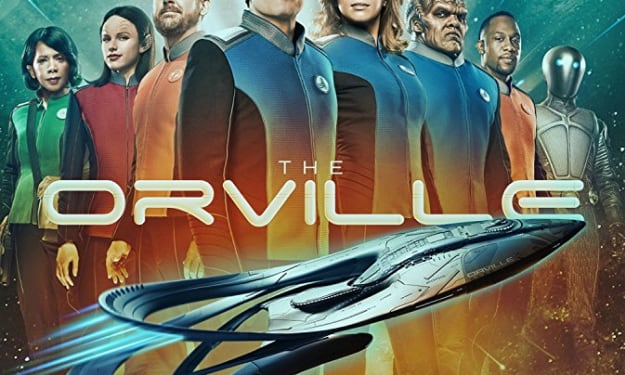 Review of The Orville 1.1-5