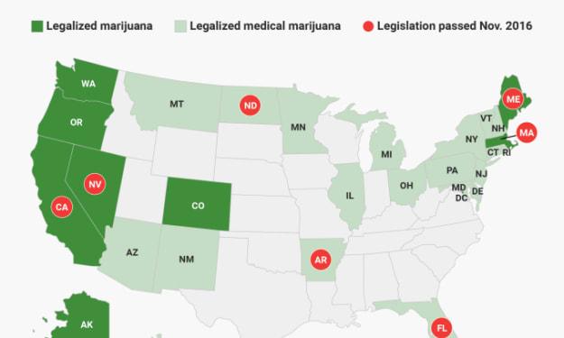 5 Ways Legalizing Marijuana Would Benefit Everyone