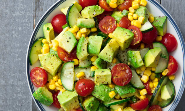 The 3 Best Fulfilling Salads