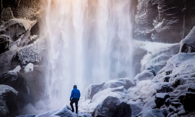 Most Beautiful Waterfalls in National Parks