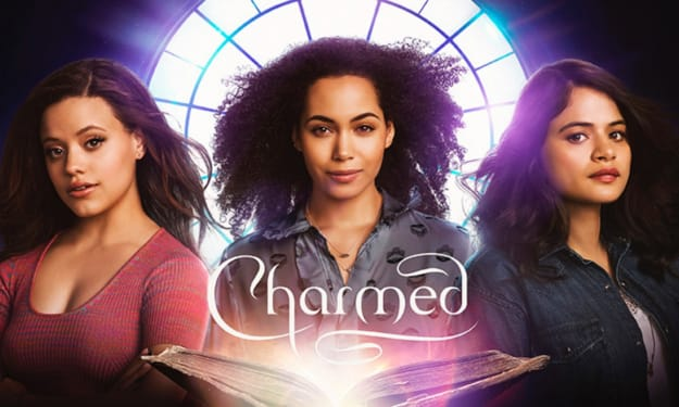 The New Face of 'Charmed'