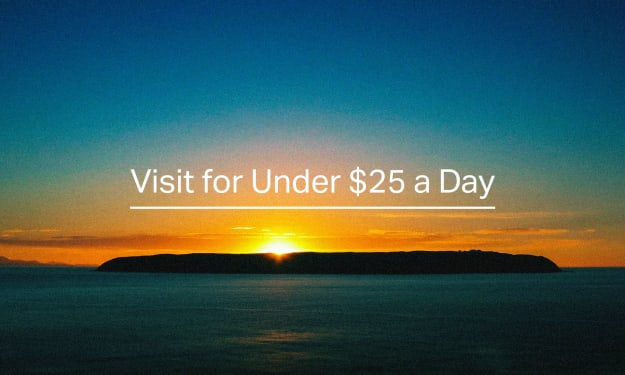 Places You Can Visit for Under $25 a Day