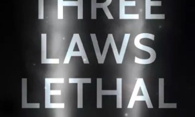 Review of David Walton's 'Three Laws Lethal'