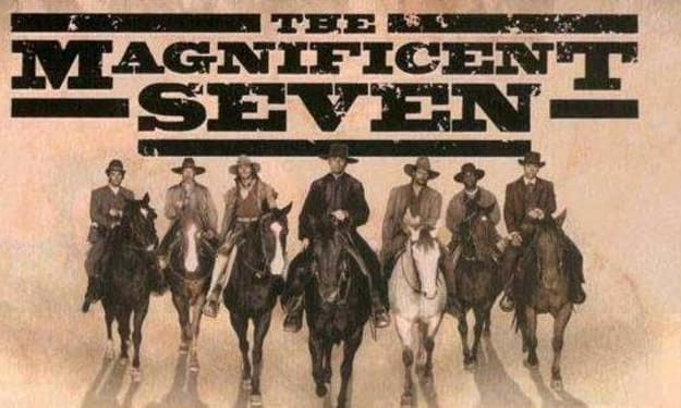 The Magnificent 7 Reasons to be Excited About This Western Remake!