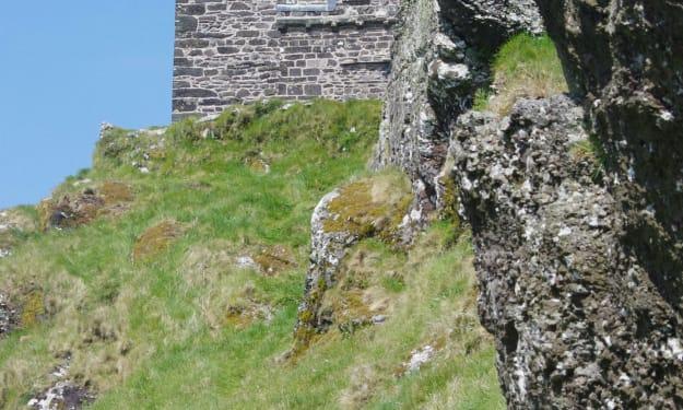 Stone Piled Upon Stone