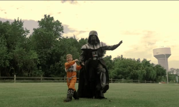 New Music Video Featuring Darth Vader And Batman Will Instantly Become Your Favorite