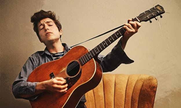 10 Greatest Cover Songs by Bob Dylan