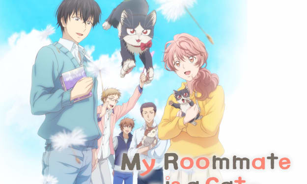 Watching 'My Roommate is a Cat'