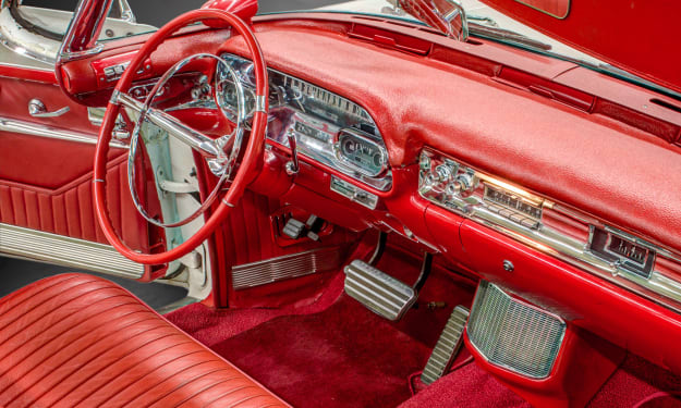 Forgotten Features from Old Cars That Still Look Cool