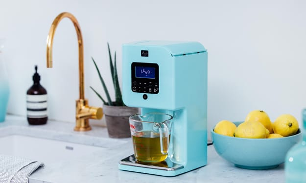 I Tried LEVO's Oil Infuser—Now I Can't Imagine Cooking Without It