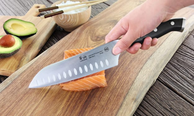 Best High-Quality Chef's Knives Under $100