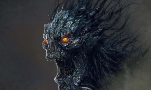 The Monster Inside of Me