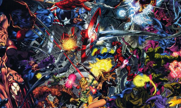 Best Marvel Comic Movies