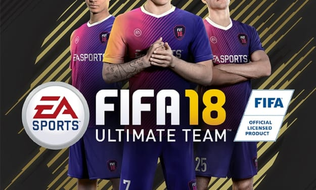 Overview — FIFA 18: Ultimate Team