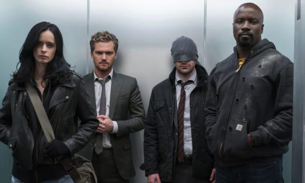 Marvel's The Defenders: Spoiler Alerts!
