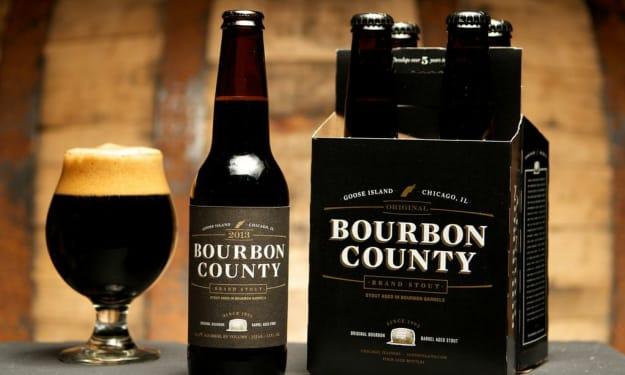 Bourbon County Brand Stout