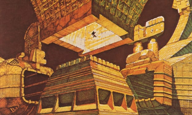 History of Science Fiction Part I