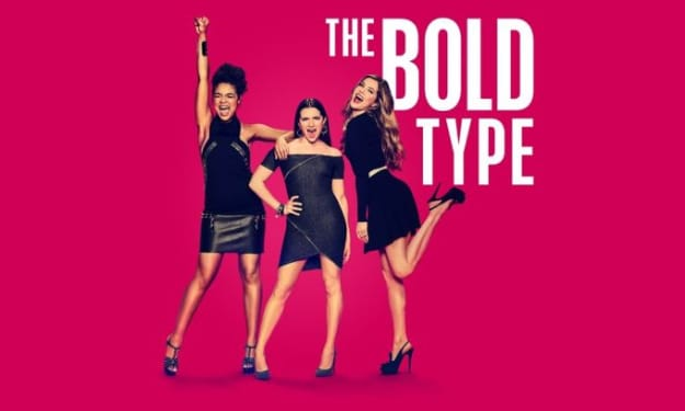 Why The Bold Type May Be Your New Favorite Show