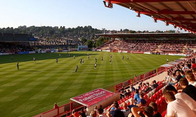 UK's Lower Leagues - Where Soccer's Heart Remains