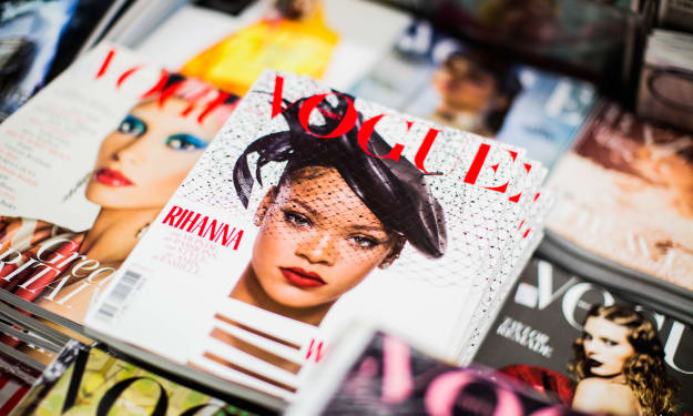 The History of the Fashion Magazine
