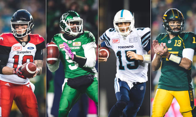 Why I Love the CFL