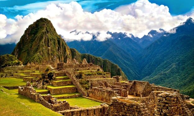 The Amazing Views in Peru