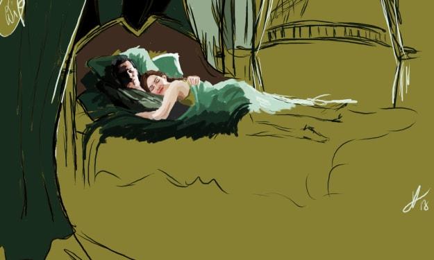 Loki Reunites with Sigyn, Part 2