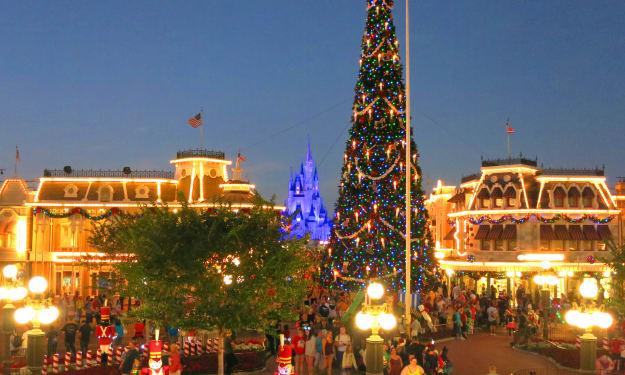 A Disney Winter Wonderland!