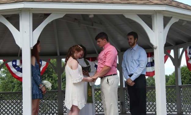Fairytale Wedding on a Budget