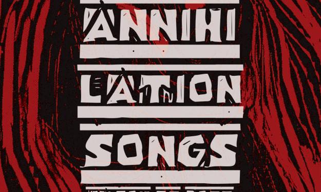 Book Review: Jason De Boer—Annihilation Songs