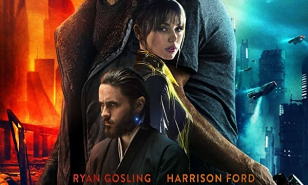 Review of 'Bladerunner 2049'