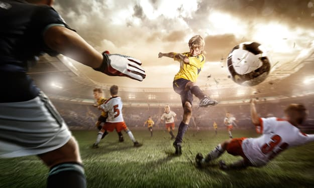 World Cup Football—The Greatest Show on Earth