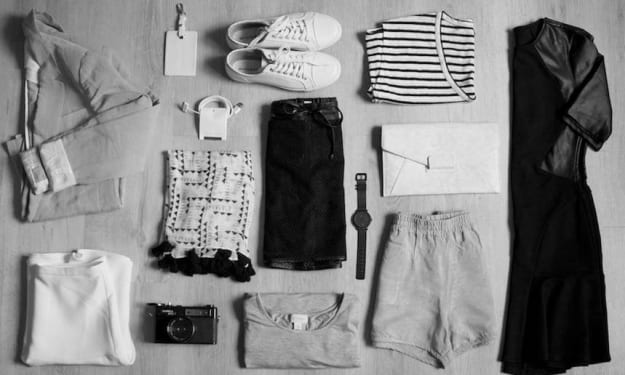 I Think I'm Starting a Capsule Wardrobe…