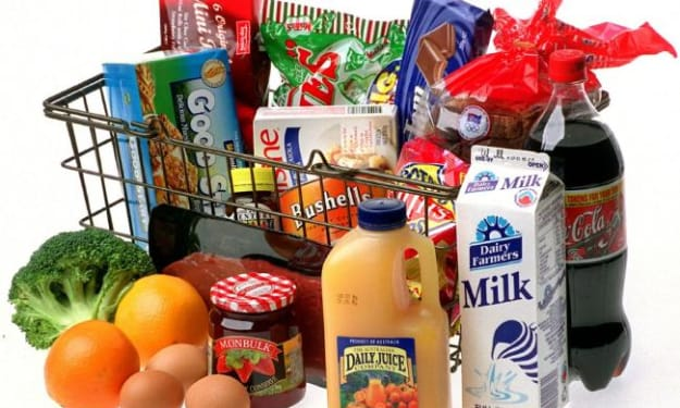 5 Ways to Save Money on your Grocery Bill!
