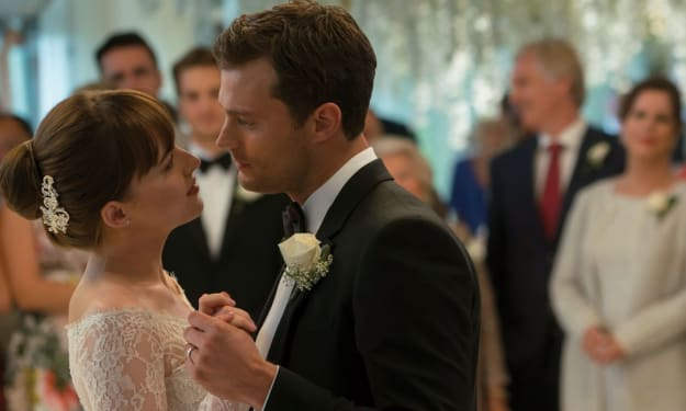 'Fifty Shades Freed:' Mrs. Grey Finds Her Voice (Review)