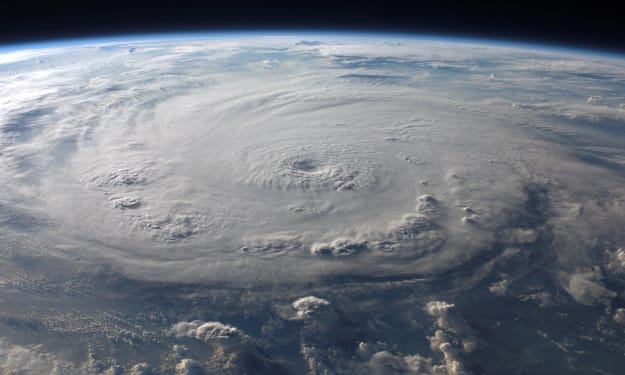 Hurricanes in the Brick City